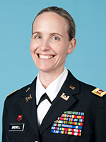 Major Tracy Bridwell