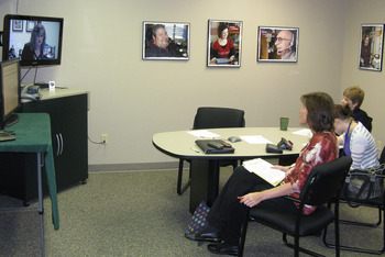 Consulatation via Video Conferencing