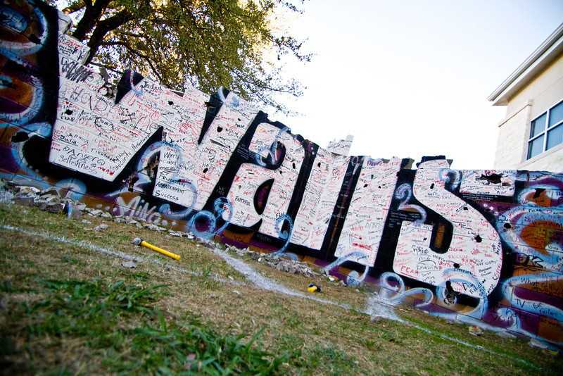 The Walls Project Austin Christian Fellowship