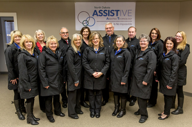 ND Assistive Board of Directors and Staff 2017