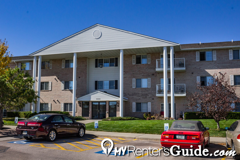 Carriage Green Apartments Apartments For Rent Rapid City Myrentersguide