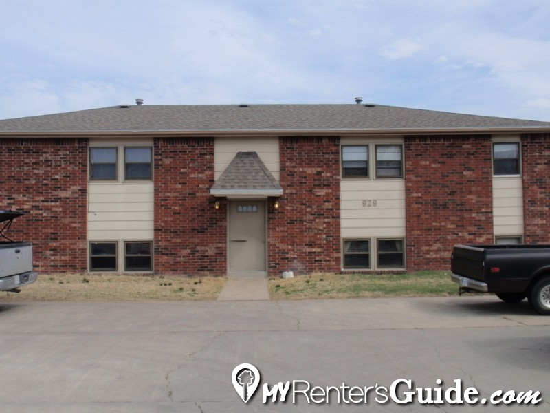 929 Windwood Apartments Photo #1