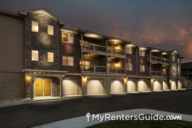 The Villas At Canyon Creek | Apartments For Rent Sioux Falls ...