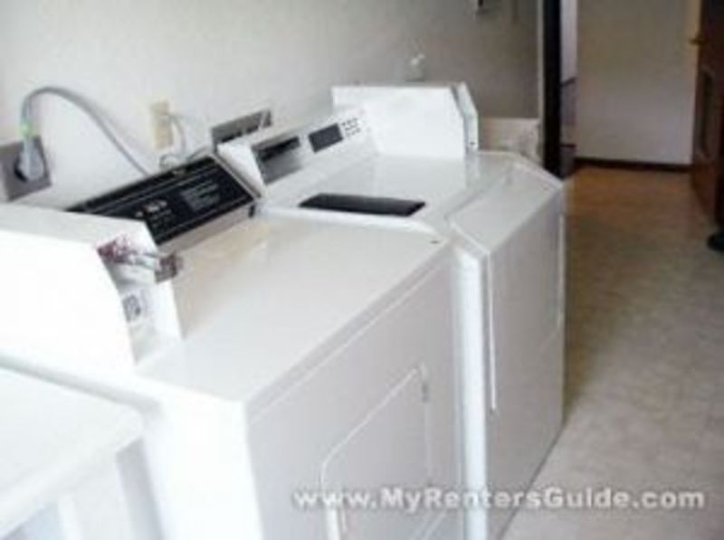 Darlington Arms Apartments Laundry
