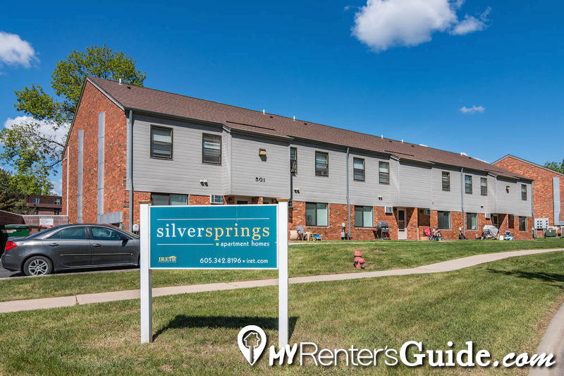 Silver Springs Apartments Homes Photo #1