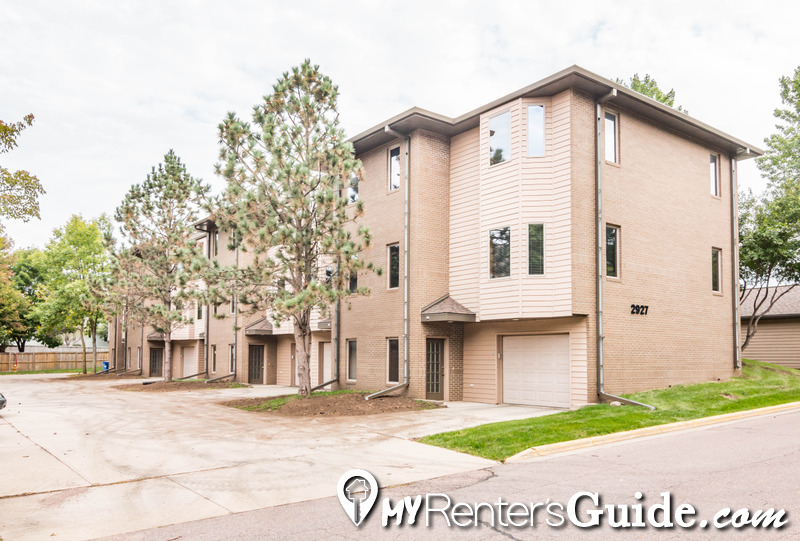 Townhomes At Four Hills Apartments For Rent Sioux Falls