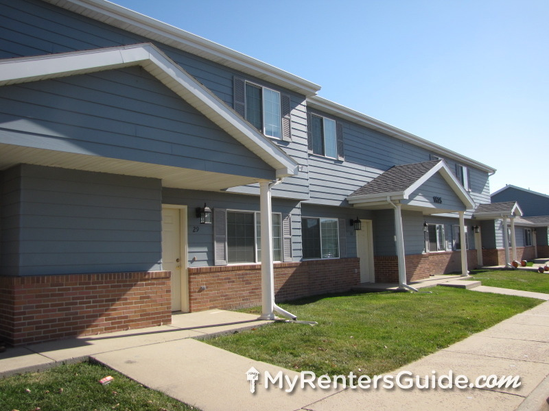 Southridge Apartments Townhomes Apartments For Rent Sioux Falls Myrentersguide