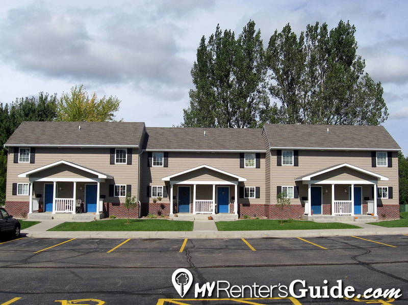 Jefferson Court Townhomes Photo #0